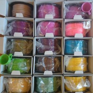 filament kleuren
